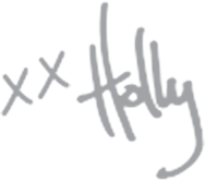 Holly Thaggard Signature
